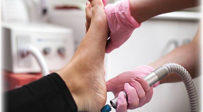 Unterschied kosmetische  – meizinische Fußpflege