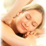 Rückenmassage für Sie