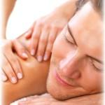 Rückenmassage für Ihn